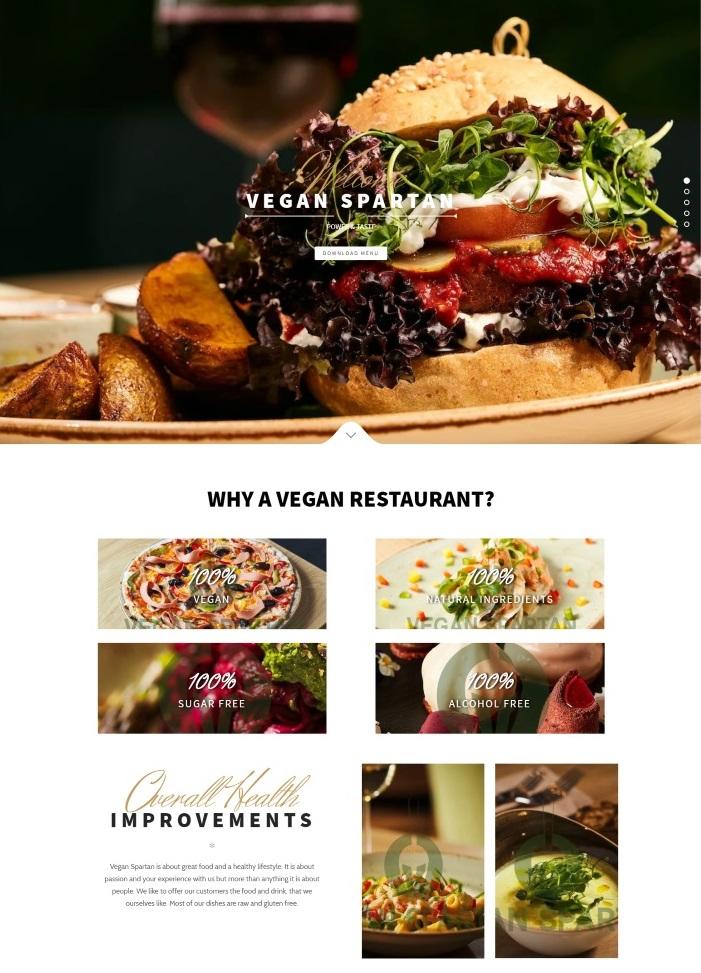 Vegan Spartan – London's Best Vegan Restaurant
